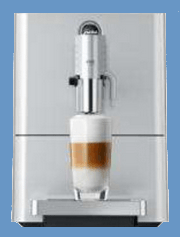Make your latte macchiato